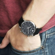 Emporio Armani 爱姆普里奥·阿玛尼 Classic 系列 AR1828 男士简约时装腕表