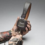 【55海淘节】中亚Prime会员~Marshall 马歇尔 Major II 棕色头戴式有线耳机