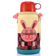【3件7折+再减50元】Tiger 虎牌儿童保温杯 兔子款 MBJ-A06C 600ml*2件+1元防滑杯垫
