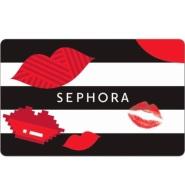 Cardpool:精选 Sephora 丝芙兰美国官网礼卡