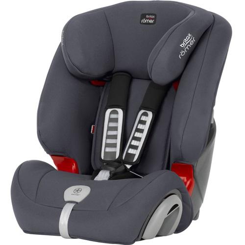 德國直郵!Britax R?mer 寶得適Evolva 1-2-3 Plus 超級百變王兒童汽車安全座椅