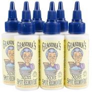 降价!【中亚Prime会员】Grandma's Secret 老奶奶的秘密 衣服污渍去除剂 59g*6瓶