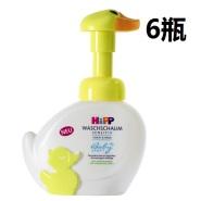 【中亚Prime会员】Hipp 喜宝婴儿温和沐浴泡泡洗手洗脸液 250ml*6