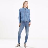 白菜价!Levi's 李维斯 711 系列女款显瘦牛仔裤
