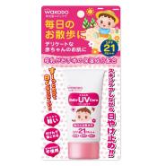 【中亚Prime会员】WAKODO 和光堂 婴儿日常防晒霜 SPF21 30g