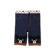 7折热卖!MIKIHOUSE -DOUBLE_B 卡通图儿童裤 100cm