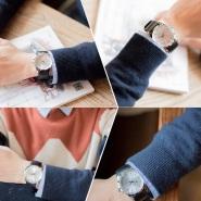 Calvin Klein 凯文克莱 Bold 系列 K5A311C6 男士简约时装腕表