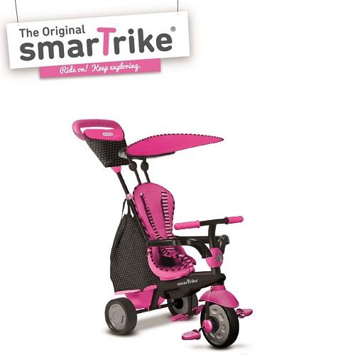 英國皇室御用!Smart trike 折疊兒童三輪腳踏車 1-3歲寶寶