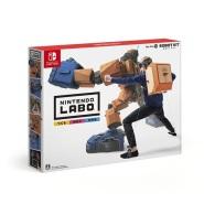 【日本亚马逊】Nintendo Labo 任天堂 Robot Kit - Switch