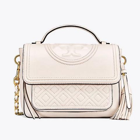 Tory Burch Fleming  Satchel 女士包包