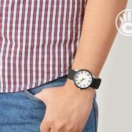 新低!Calvin Klein 卡尔文·克莱恩 Color 系列 K5E51CB2 男士复古时装手表