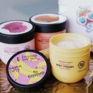 The Body Shop 美国官网:新品酸奶身体乳 多种香味可选 好吸收