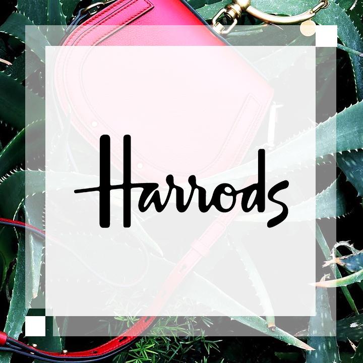 Harrods 哈羅德 英國經典老牌百貨