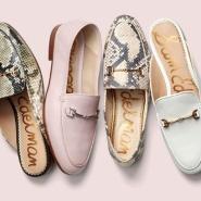 Saks Off 5th 官网:精选 Sam Edelman 女士渔夫鞋、穆勒鞋、芭蕾鞋等