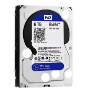 【中亚Prime会员】Western Digital 西部数据 蓝盘 机械内置硬盘 6TB