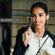5折热卖!【日本亚马逊】JBL Everest 100 蓝牙无线耳机 白色