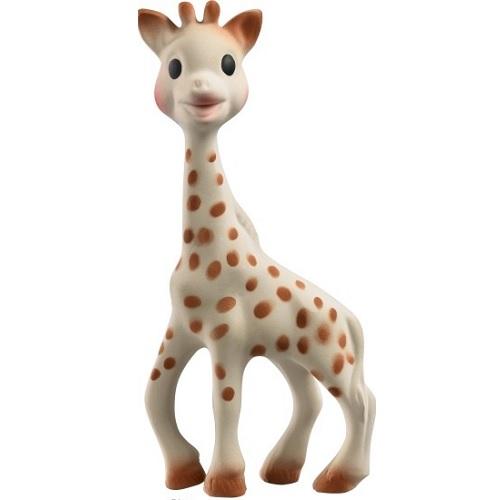 湊單好物!Sophie la girafe 可愛長頸鹿玩偶磨牙咬咬