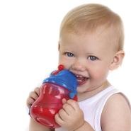 【中亚Prime会员】Nuby 婴儿学饮杯 带手柄 227ml