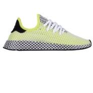 上新!Adidas Originals 新配色 男士 DEERUPT RUNNER 休闲潮流运动鞋