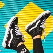 Office Shoes:精选清仓区 Vans 休闲运动鞋