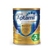 【立减10澳】Aptamil 爱他美 金装2段婴幼儿奶粉 900g