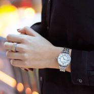 Emporio Armani 安普里奥·阿玛尼 Classic 系列 AR1908 女士珍珠贝母水晶腕表