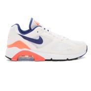 Nike 耐克 新配色 White Air Max 180 Sneakers 运动鞋