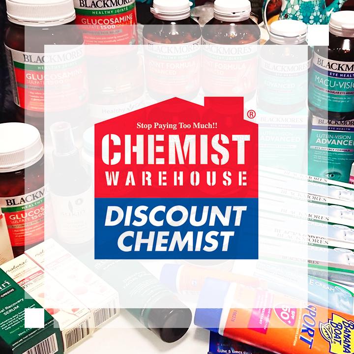 【55專享】Chemist Warehouse:澳洲人氣食品保健、母嬰用品等