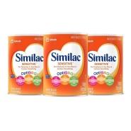【55海淘节】美亚自营~Similac 美国雅培 1段低敏防腹泻胀气婴儿奶粉 989g*3罐装
