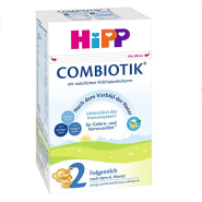 新低价!【中亚Prime会员】Hipp 喜宝 有机益生菌奶粉 2段 600g*4盒
