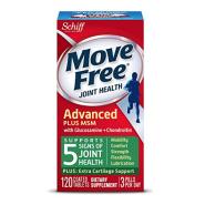 小降!【美亚自营】Move Free Schiff 强效骨胶原维骨力 120粒 绿瓶