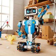 【资深玩家必备】立减8欧+免邮中国!Lego 乐高 科技组系列 BOOST 5合1智能机器人 843粒 7-12岁 1套
