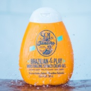 【新品~旅行/试水最佳】Sol de Janeiro 巴西风情保湿沐浴啫喱乳 90ml