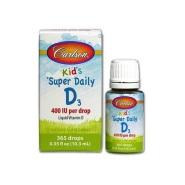 【美亚直邮】Carlson Labs 卡尔森 儿童维生素D3滴剂 10.6ml