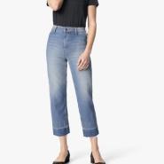 JOE'S Jeans 女士 HIGH RISE STRAIGHT 牛仔裤