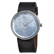 Dior 迪奥 La D De Dior 系列 CD043112A002 满天星镶钻时装女表