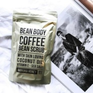 折扣还在~【范冰冰同款】8折!Bean Body 咖啡豆身体磨砂膏 麦卡卢蜂蜜 220g