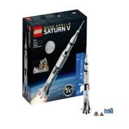 【立减150元】LEGO 乐高 IDEAS 美国宇航局阿波罗土星五号 14岁+