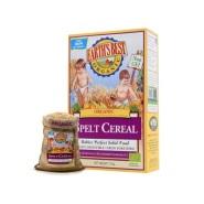 【立减50元】Earth's best 地球最好 高铁配方婴幼儿有机小麦米粉 175g