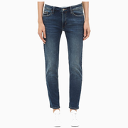 Calvin Klein Slim Boyfriend 牛仔褲