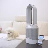 【中亚Prime会员】Dyson 戴森 HP02 空气净化机冷暖风机 净化PM2.5 净化甲醛