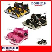 最高立减2000日元!MIKIHOUSE Double_B 儿童凉鞋