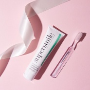 美国贵妇级牙膏!Supersmile 专业美白牙膏 原味薄荷 119g