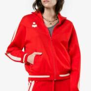 ISABEL MARANT ÉTOILE Darcy Track Jacket 女款时尚复古运动衫
