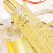【中亚Prime会员】Kinka 24K金箔黄金纳米负离子高保湿化妆水 180ml