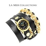 最高立减2000日元优惠券!LA MER COLLECTIONS 女士缠绕式手表