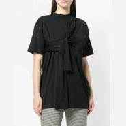 设计感 Y/PROJECT 大廓形纯棉平纹针织 T 恤