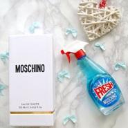 史低价!【美亚自营】Moschino Fresh 清洁剂搞怪造型女士淡香水 100ml
