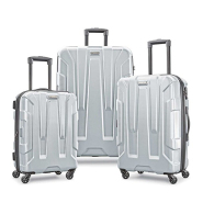 多色好价!【美亚直邮】Samsonite 新秀丽 Centric 万向轮行李箱3件套 20+24+28寸