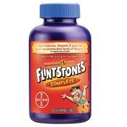 【美亚直邮】Flintstones Vitamins 儿童全谱维生素咀嚼软糖 180粒